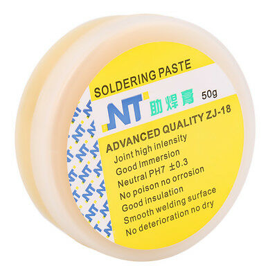 50g Rosin Soldering Flux Paste Solder Welding Grease Cream for Phone PCB FG