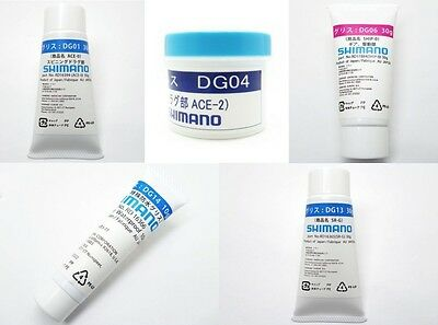 SHIMANO original service grease for spinning casting electric reel from Japan
