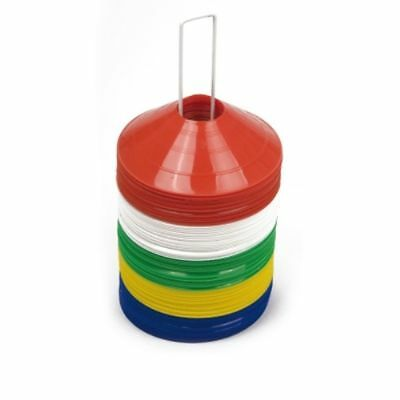 Multi Sports Training Ground Equipment Saucers Cones Or Marker Saucer Carrier
