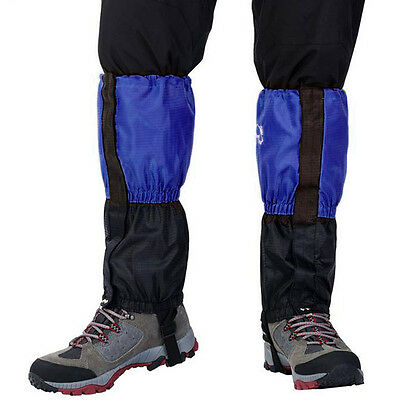 2 PCS Outdoor Waterproof Mountaineering Snow Cover Foot Sleeve For Adult KG