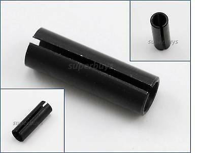 8mm to 6.35mm Collet Adaptor Shank Reducer Reducing Bit CNC Spindle Router Tool