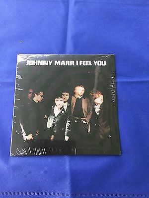"Johnny Marr - I Feel You / Please.. Let Me Get What..7"" 45rpm RSD 2015 N•3619 SS"