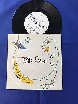 """The Cure - The Caterpillar / Happy The Man 7"""" 45rpm Fics 20 VG/EX"""