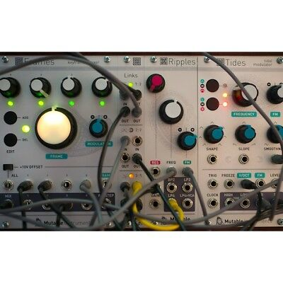 Mutable Instruments Links Eurorack Mult/Mixer Module