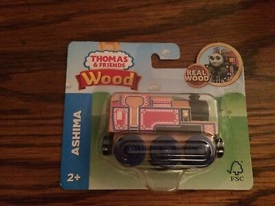 Ashima from the Thomas Wooden Railway System New for 2016! New in Package.