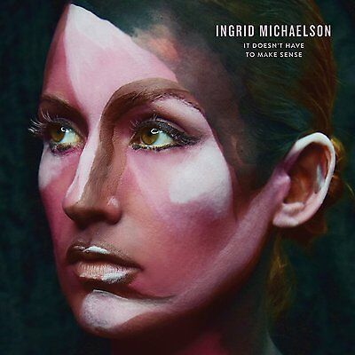 INGRID MICHAELSON - IT DOESN'T HAVE TO MAKE (CD)   Sealed