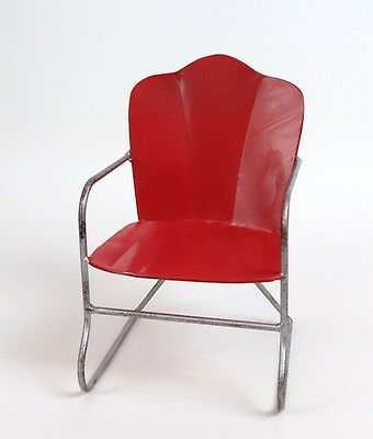 Red Chair for 18'' Dolls,New