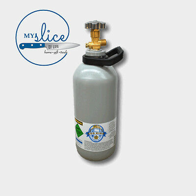 Co2 Gas Cylinder 2.6Kg (Full) - Home Brew / All Grain / Beer / Grainfather
