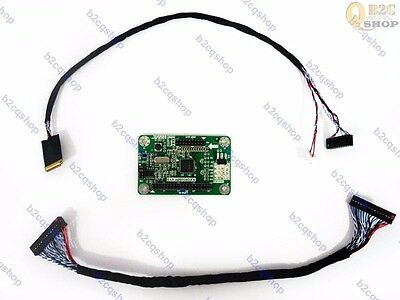 LVDS to eDP Signal Conversion Adapter Board 30pin driver board LCD Controller