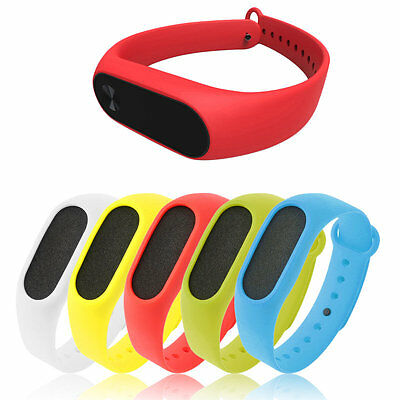 Professional Replacement Smart Watch Wrist Silicone Strap Band For Xiao Mi AU