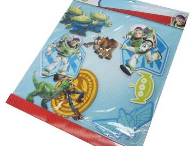 Set 4 Stickers 3D Toy Story
