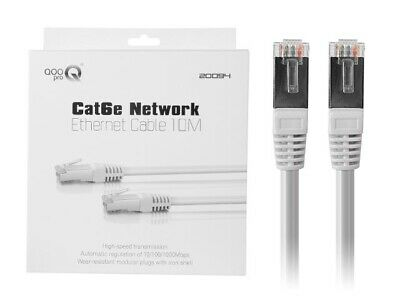Cable Ethernet Red 10 Metros