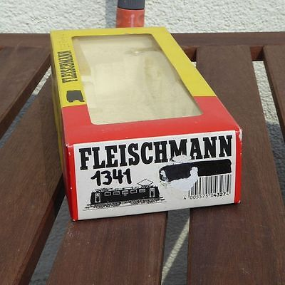Fleischmann 4327 Empty packaging the Electric Locomotive BR 141 DB Box, good
