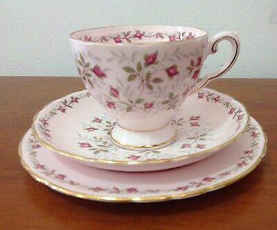 Tuscan Charmaine Fine Bone China Trio Set 1940's-1950's