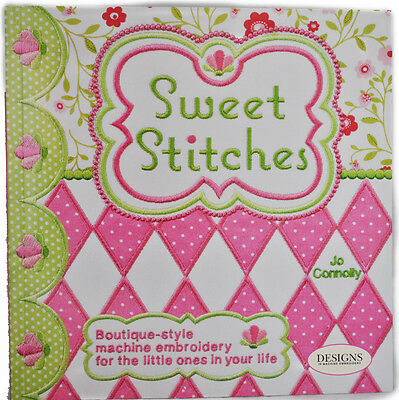Sweet Stiches Sewing Book BK00116