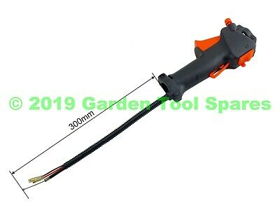 Gts Throttle Trigger Handle Switch 26Mm Various Strimmer Trimmer Brush Cutter