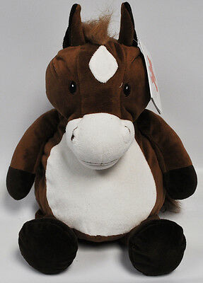 EB Embroider Buddy Horse 16 Inch Embroidery Stuffed Animal