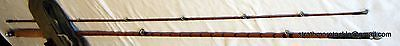 "Vintage Hardy Palakona Split Cane Fly Rod The Halford Knockabout 9'6"" 2 pce # 7"