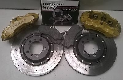 Porsche 380mm Front Brake Kit for 996 997 GT3 Cup 911 GT2RS Performance Friction