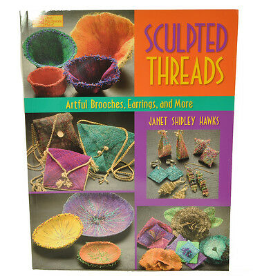 Sculptd Threads Book MCB829