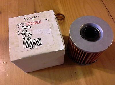 Nos- Suzuki Oil Filter, Oem#sf3004/s101, Freeshipcanus