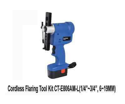 Electric Cordless tube Flaring Tool CT-E806AM-L