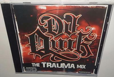 Dj Quik The Trauma Mix (2005) Brand New Sealed Official Rare Limited Oop Cd