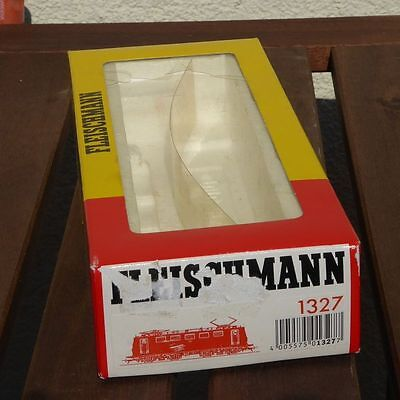 Fleischmann 1327 4327 Empty packaging electric locomotive BR 141 DB Box