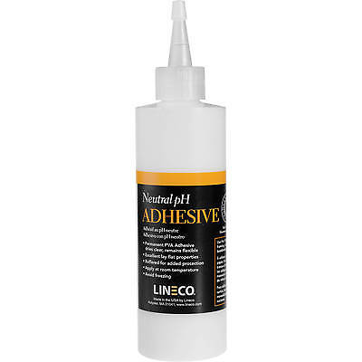 Lineco Neutral pH Adhesive 8oz