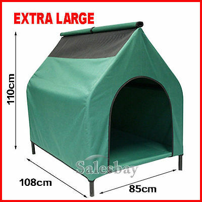 Extra Large Elevated Trampoline Hammock Cat Dog Puppy Pet Bed House With Removab