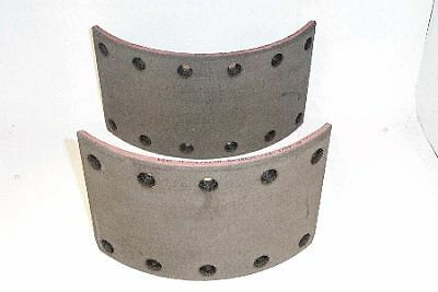 Brake Lining Set Rear with Rivets suit Daf 45 Series