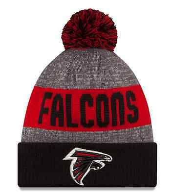 Bonnet Nfl Sideline New Era Atlanta Falcons