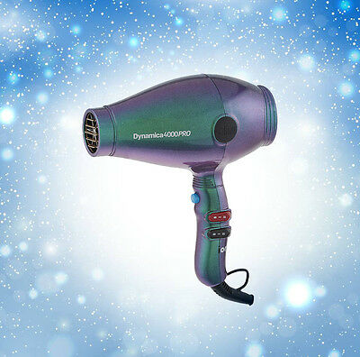 DIVA PROFESSIONAL DYNAMICA 4000pro~AURORA SALON QUALITY HAIRDRYER~3mCORD~CERAMIC