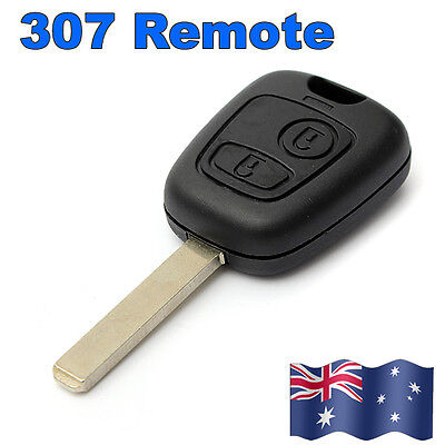Brand new Peugeot 307 Remote Key Complete Electronics Keyless Entry 433MHz Chip