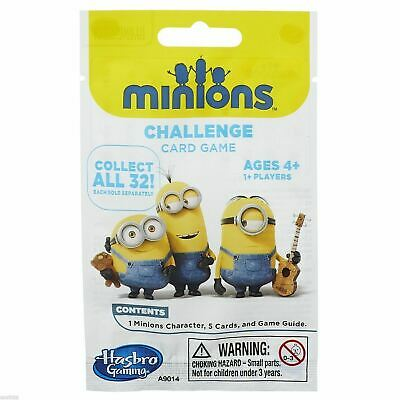 Despicable Me Minion Challenge Card Game For Children 4 + Years