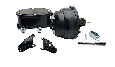Pro-Touring Style Chevelle Power Booster & Wilwood Style Oval Master Cylinder