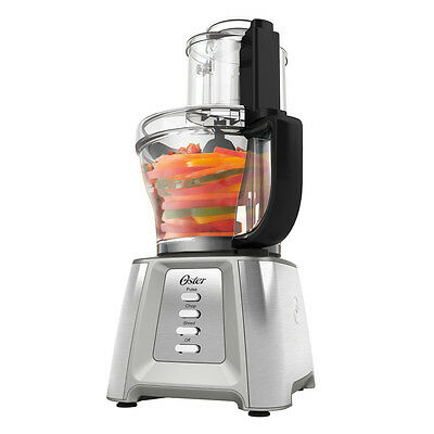 Oster Inspire Stainless Steel Food Processor, XL Multi-Function - FPSTFP4263-033