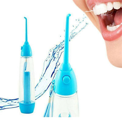 New Portable Oral Water Jet dental Irrigator Flosser Tooth pick Cleaner Travel
