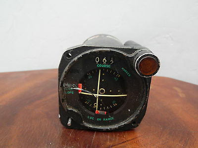 Course Indicator TYPE ID-387 / ARN Eclipse Pioneer Division Avion US AIRCRAFT