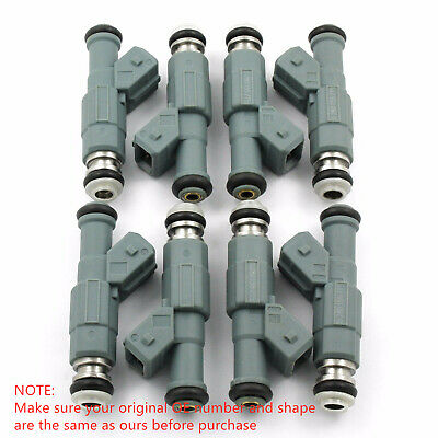 8xFuel Injector 24lb For Chevrolet Ford Pontiac LS1 LT1 5.0 5.7 250cc 0280155715