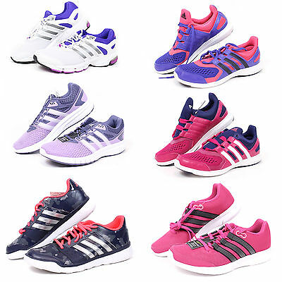 ADIDAS Damen Turnschuhe Lauf Trainings Schuhe Sneaker Essential Fun Lite Runner