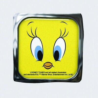 Looney Tunes Tweety Bird Character Face Image Decorative Visor Clip, NEW UNUSED