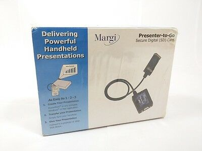 Margi 24003 Presenter-to-Go SD Card