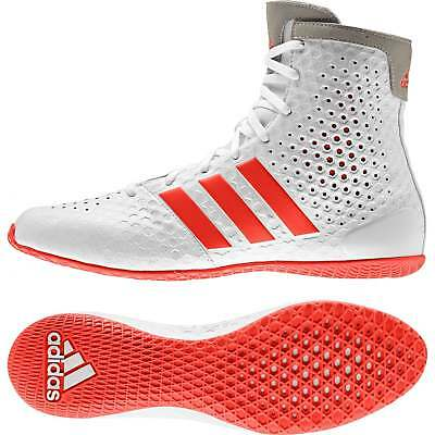 Adidas KO Legend 16.1 Boxing Boots White