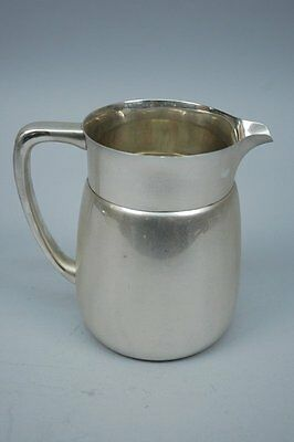 Tiffany Water Pitcher - 22812 - American Sterling Silver