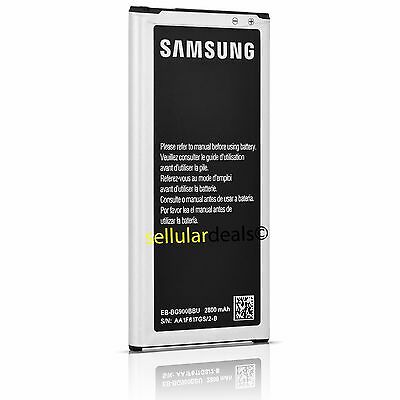 New OEM Samsung EB-BG900BBU Battery for Galaxy S5 ANY CARRIER w/ NFC
