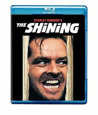 THE SHINING :Special Extended Edition (Jack Nicholson) -  Blu Ray - Region free