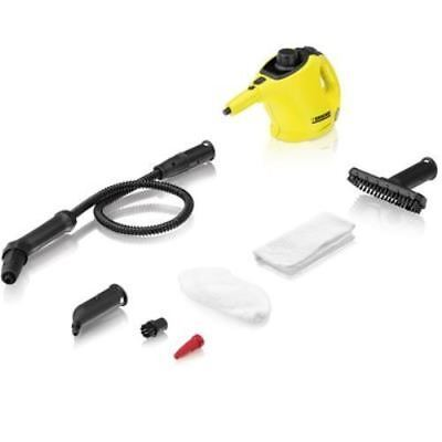 New Karcher Sc1 Premium Hand Held Steam Cleaner,upholstery,shower,kitchen,toilet