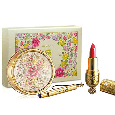 THE HISTORY OF WHOO Secret Court Lip Balm Special Set