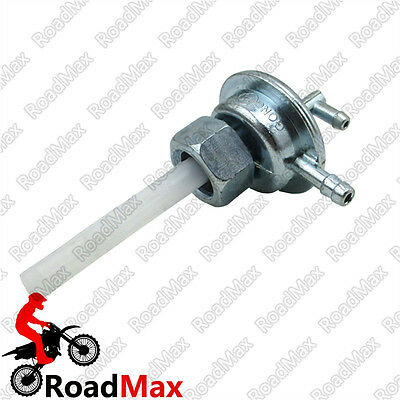 Petcock Switch Vacumn Fuel Valve For For 1986 1987 Honda Scooter Aero 50 NB50